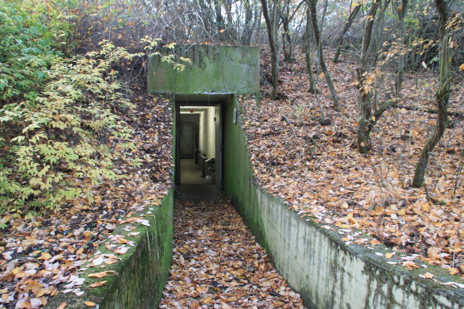 Exkursion Bunker Kolkwitz 2018