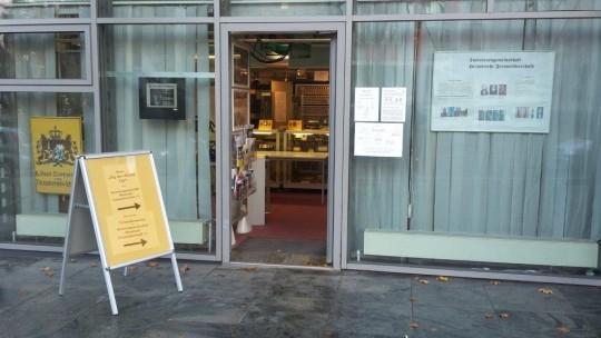 Das Fernmeldemuseum hat geöffnet