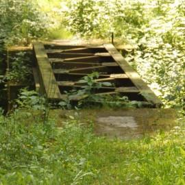 vorhandenes Brückenbauwerk 2