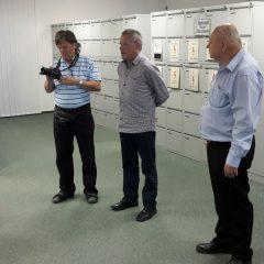 Besuch in Prag PRE und CETIN