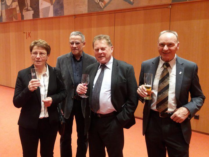 Neujahrsempfang des Dresdner OB