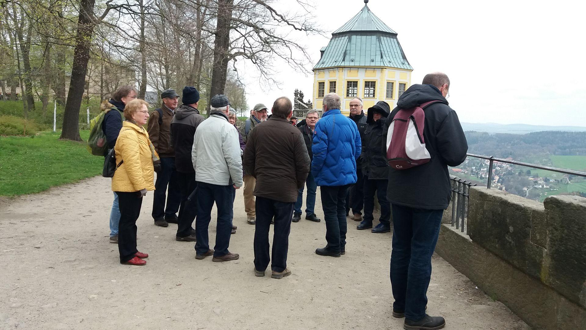 Besuch aus Bochum