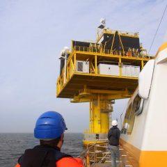 Exponat 150 kV Seekabel