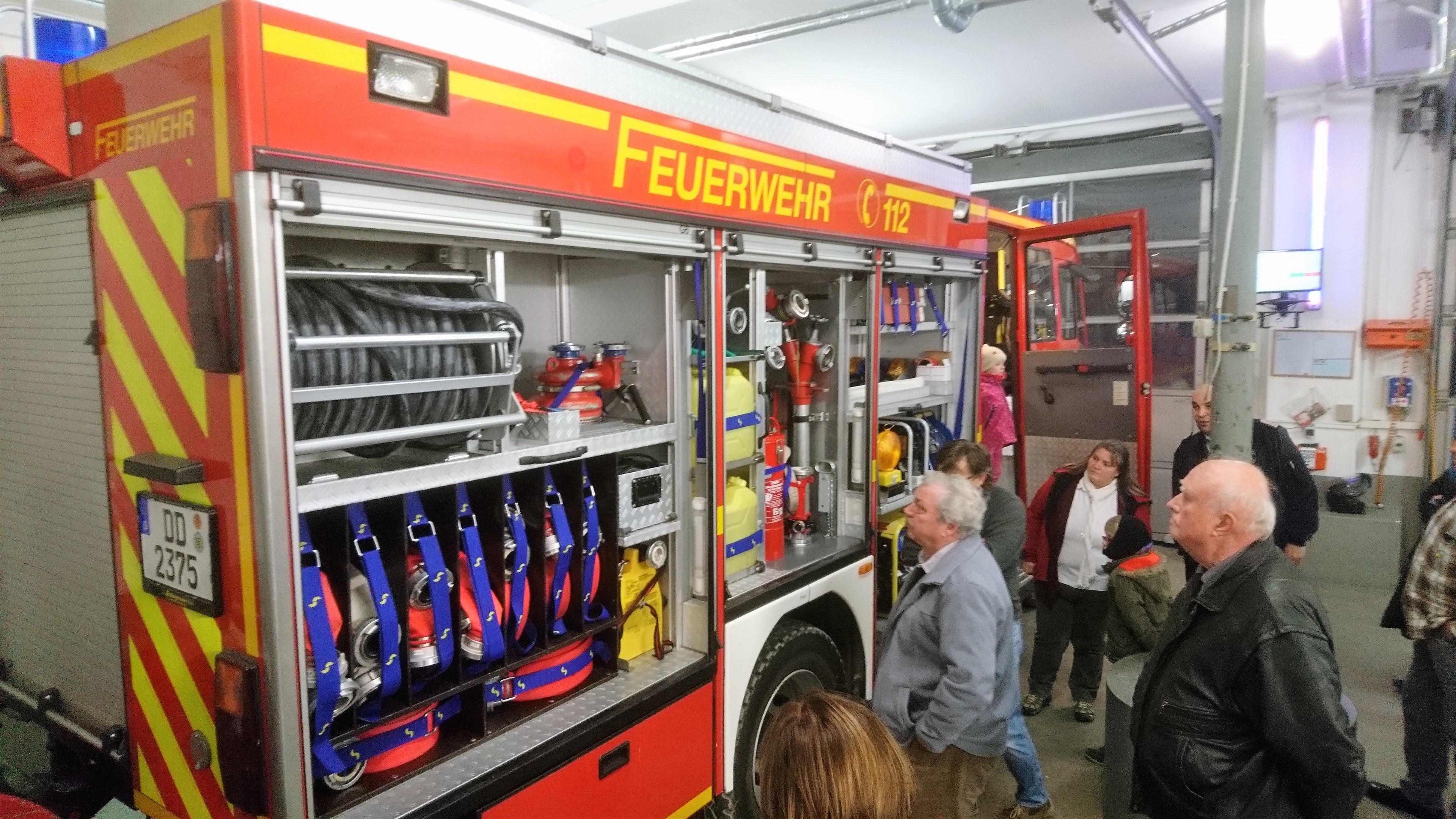 Exkursion FFW Bühlau