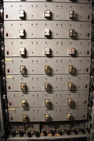 KU 48- Schrank mit 7 VG-Einschüben und 5 PG-Vr