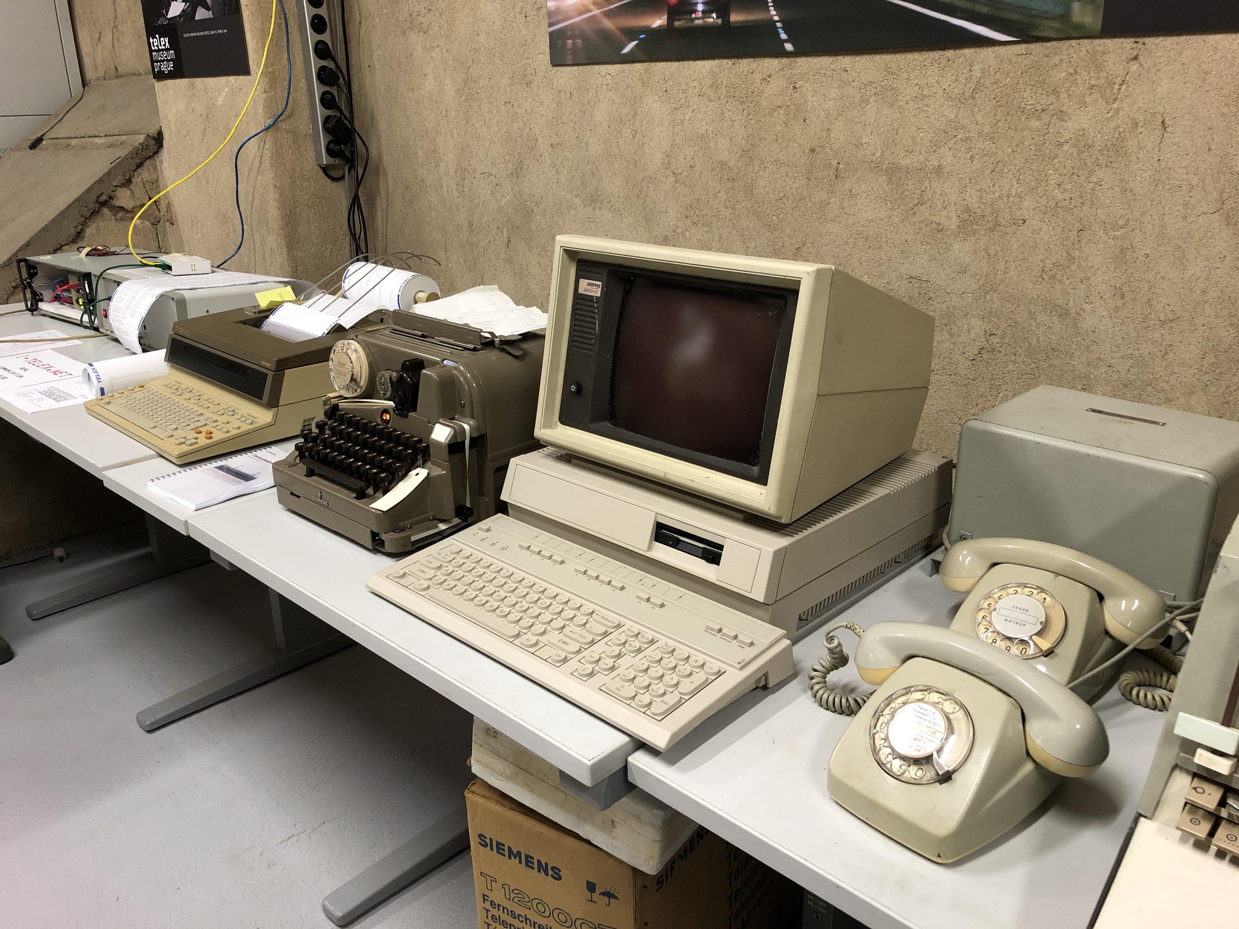 Telexmuseum Prag