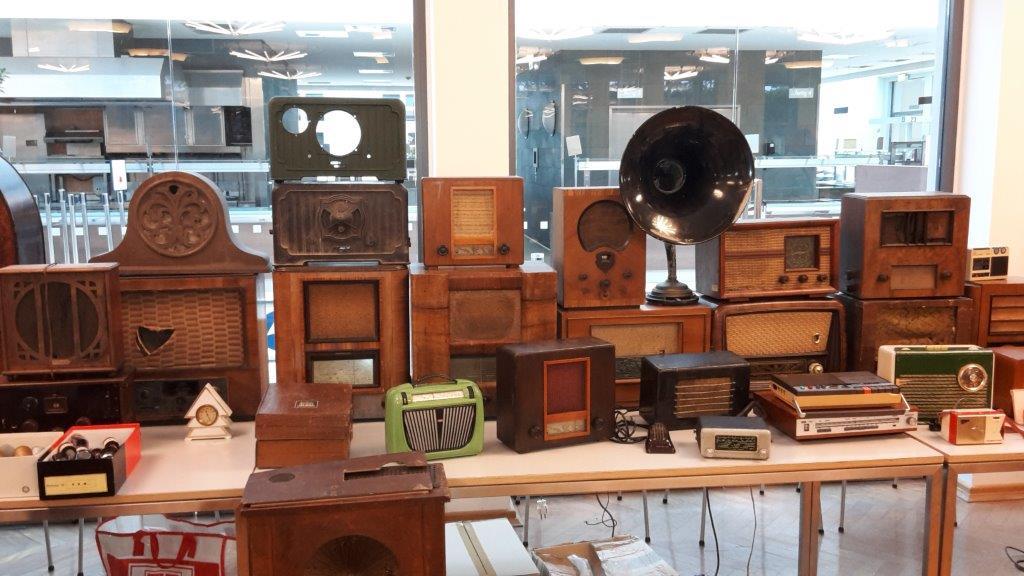Rundfunktechnik älteren Datums