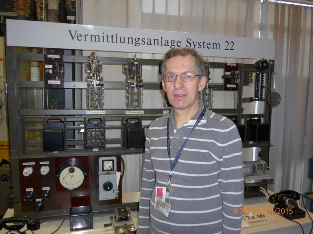 Christian Daniel, AG Leiter