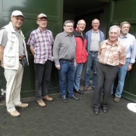 Unsere fleißigen Bochumer Helfer