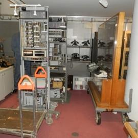 EMD- und S50-(Siemens)- Anlagen nach dem Abladen