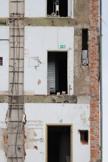 Der Turm 2020, Detail