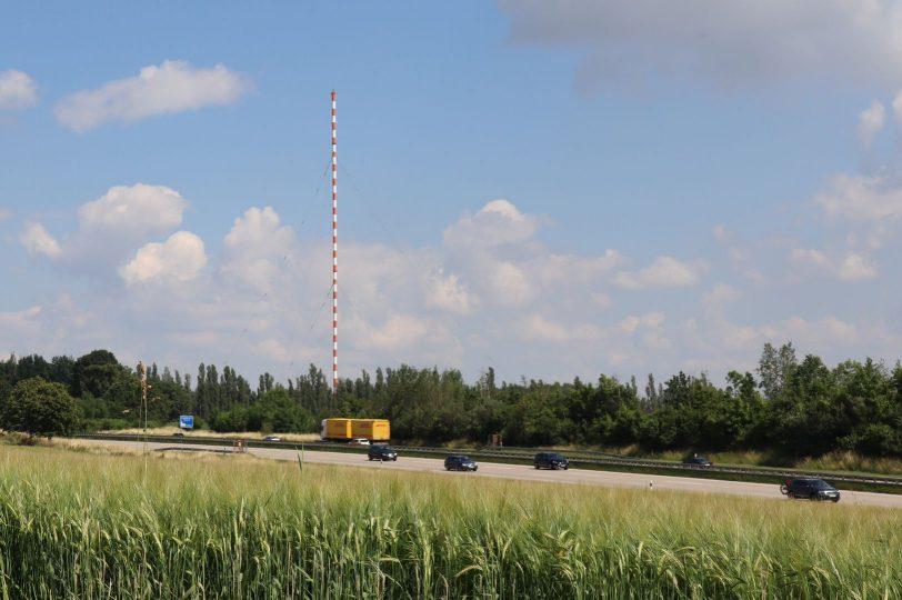 Antenne im Juli 2021