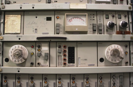 VLT 1800, VKD-Gestell