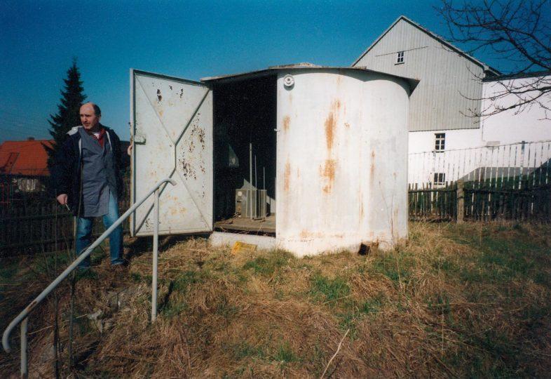 Vrp V 60/120, Schutzhaus