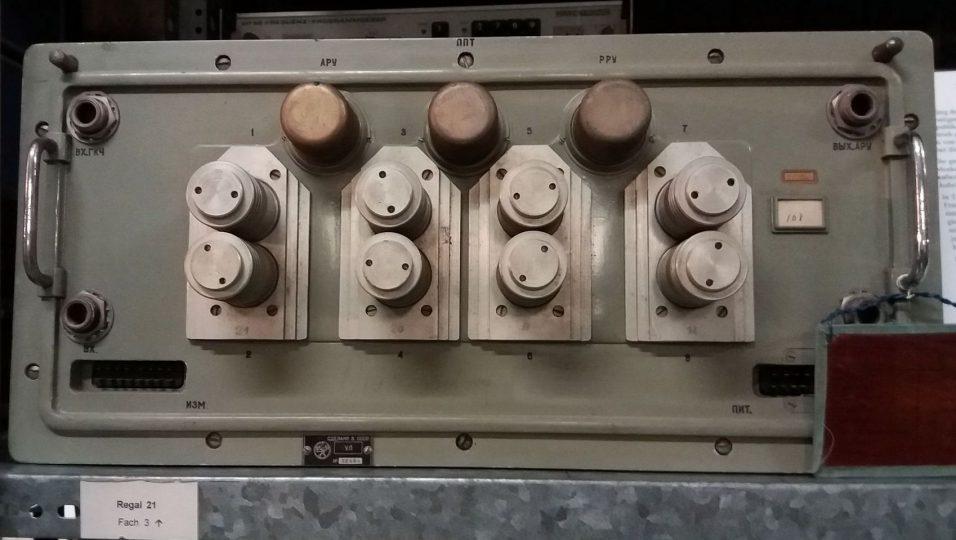 LV K 1920, röhrenbestückt