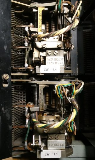 Leitungswähler System 34