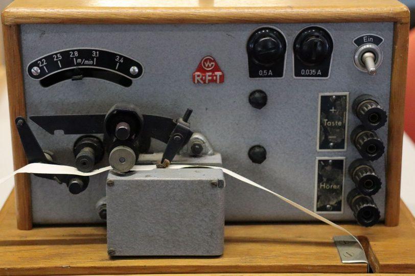 Morseübungsschreiber
